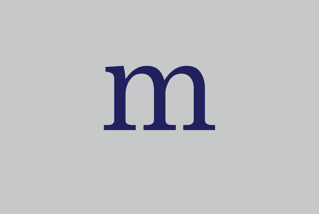 M di Lettera emme